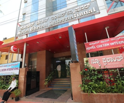 Hotel Chetan International,Bangalore