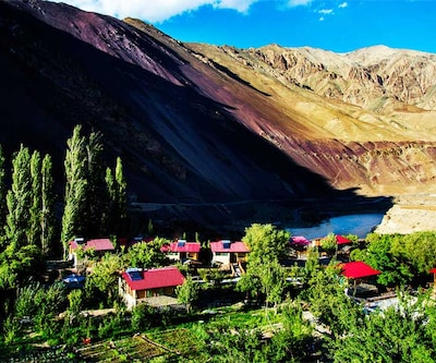 Ule Ethnic Resort,Leh