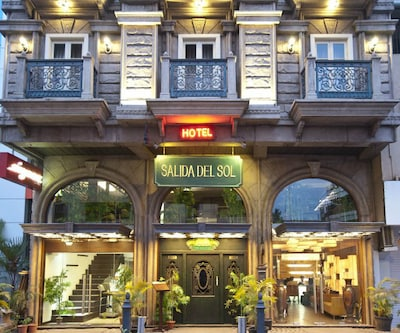 Free Holiday Package To Goa- Hotel Salida Del Sol