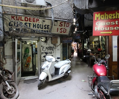 Kuldeep Guest House,New Delhi