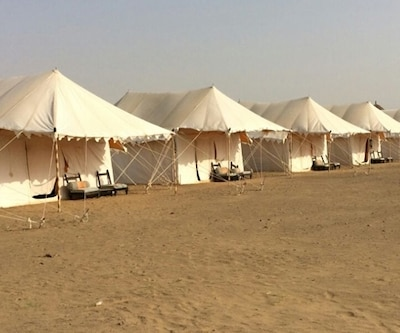 Amush Desert Camp,Jaisalmer