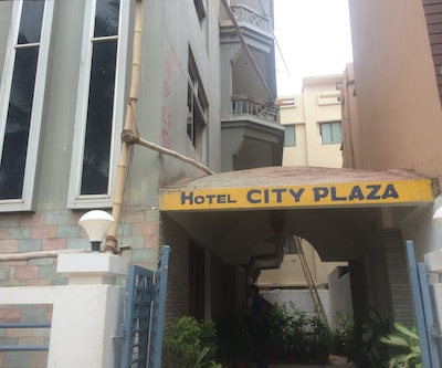 Hotel City Plaza,Puri