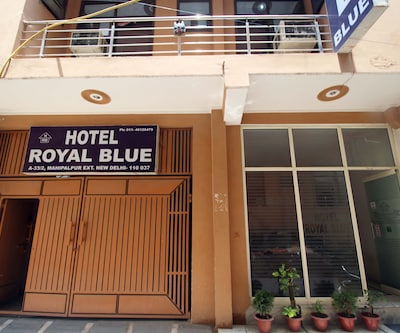 Airport Hotel Royal Blue