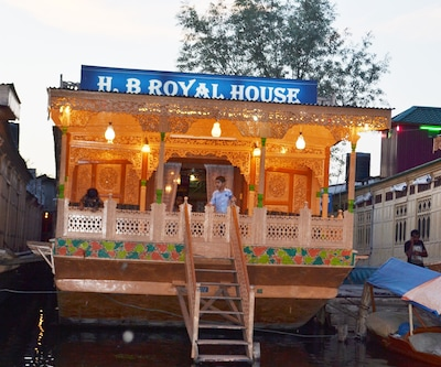 Royal House Houseboat,Srinagar