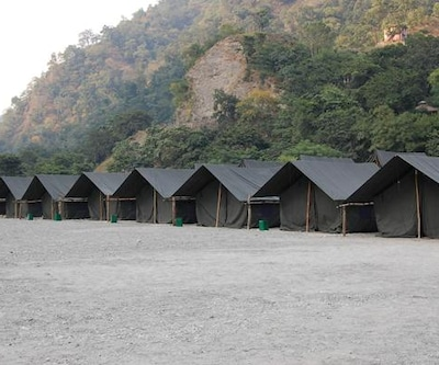 River View Camp,Rishikesh