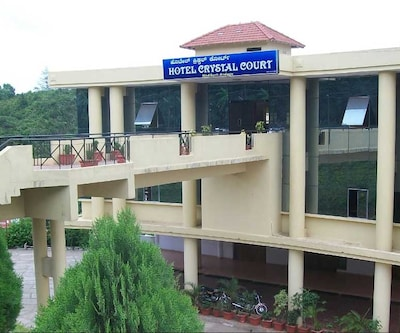 Hotel Crystal Court,Coorg