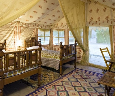 Golden Dune Camp,Jaisalmer