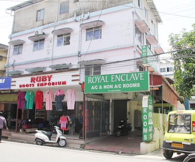 Royal Enclave,Cochin