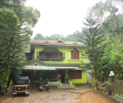 Lakevalley Resort,Wayanad