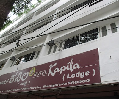 Hotel Kapila Lodge,Bangalore