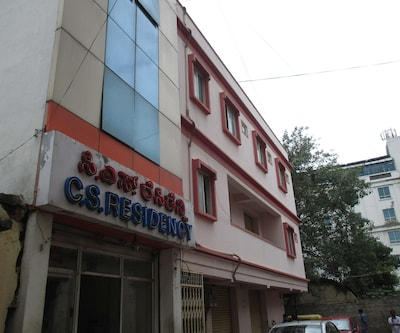 C.S. Residency Lodge,Bangalore