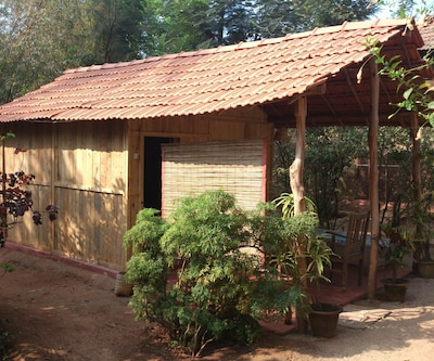 Sevas Huts and Cabanas,Goa