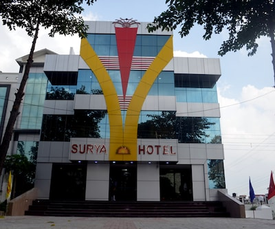 Surya Continental Hotel,Lucknow