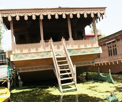 Amina Group Of Houseboat,Srinagar
