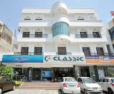 Hotel Classic International,Dehradun