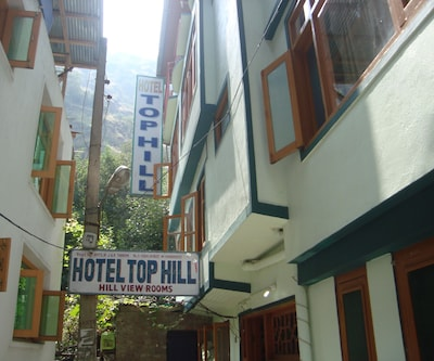 Hotel Top Hill, Dal Lake,