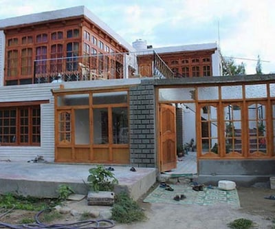 Old  Ladakh Guest House,Leh