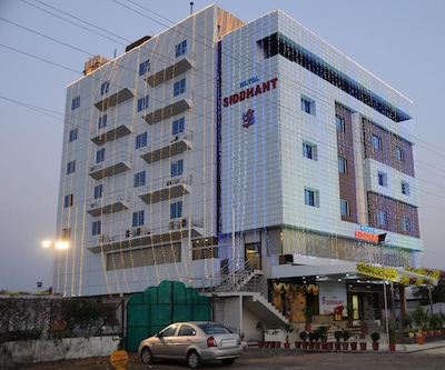 Hotel Siddhant,Indore