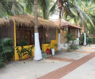 Lamore Beach Cottages,Goa