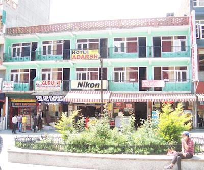 Hotel Adarsh, Mall Road,