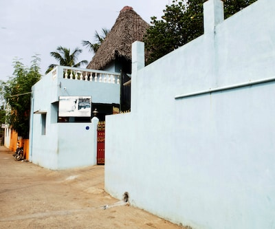 The Only Place Beach Resort,Pondicherry