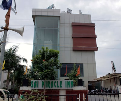 Hotel Sai Miracle,Shirdi