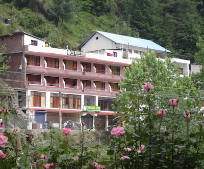 The River View,Manali
