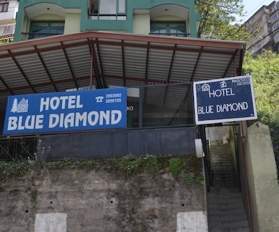 Hotel Blue Diamond,Shimla