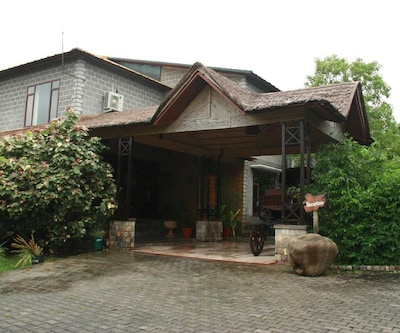 Aahana The Corbett Wilderness - An Eco Friendly Resort
