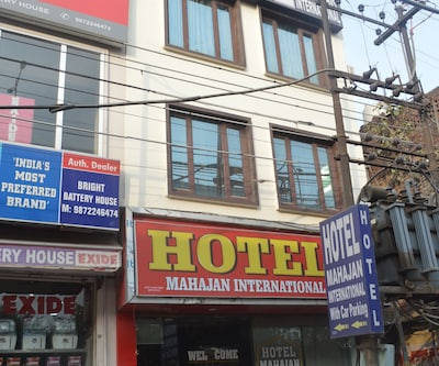 Hotel Mahajan International,Amritsar