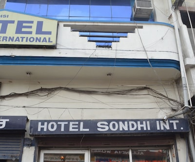 Hotel Sondhi International,Amritsar