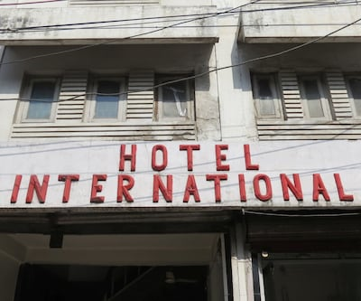 Hotel International,Bhopal