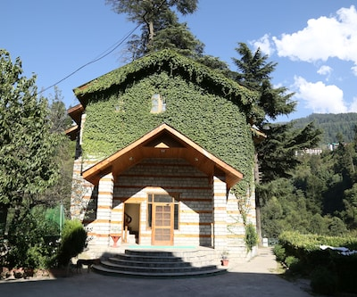 White Pearl Cottages,Manali