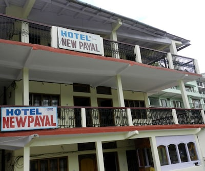 Hotel New Payal,Nainital