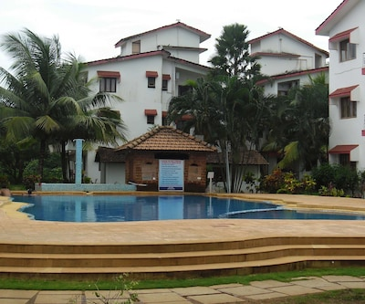 Blue Resort 2BHK,Goa