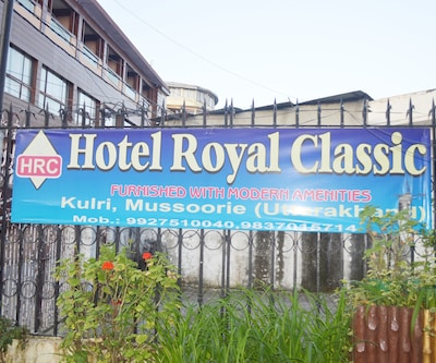 Hotel Royal Classic,Mussoorie