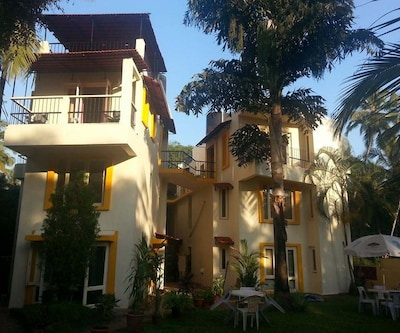 Benard Beach Resort,Goa