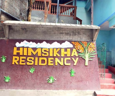 Hotel Himshika Residency,Gangtok