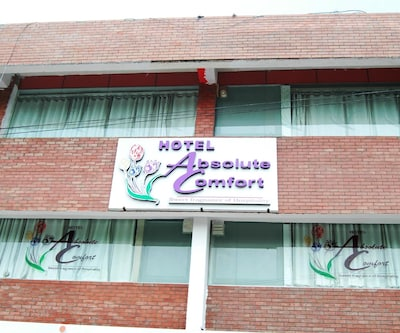 Hotel Absolute Comfort,Chandigarh