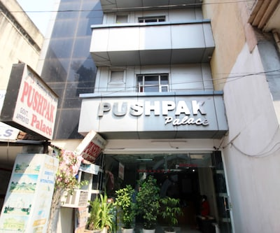 Hotel Pushpak Palace,New Delhi