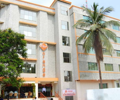 The Orange Hotel,Visakhapatnam