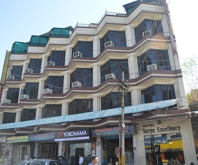 Hotel Surya Excellency,Jammu