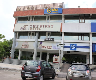 The First Hotel,Chandigarh