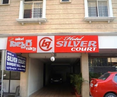 Hotel MK Silver Court,Hyderabad