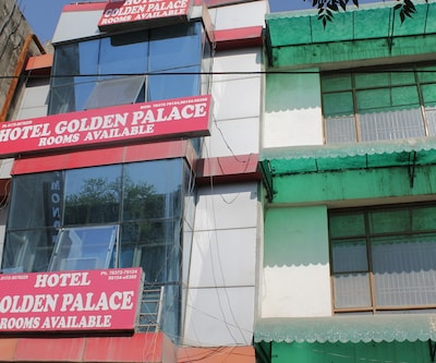 Hotel Golden Palace,Chandigarh