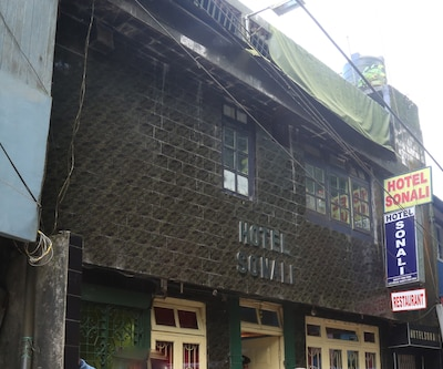 Hotel Sonali International,Darjeeling