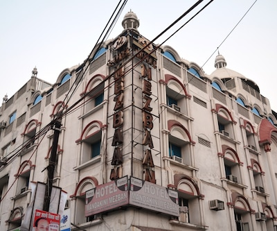 Hotel Mezban,Lucknow