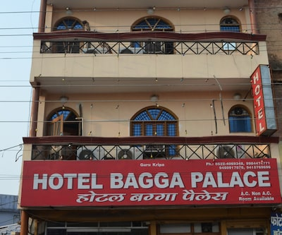 Hotel Bagga Palace,Lucknow