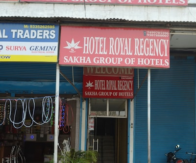 Hotel Royal Regency,Lucknow