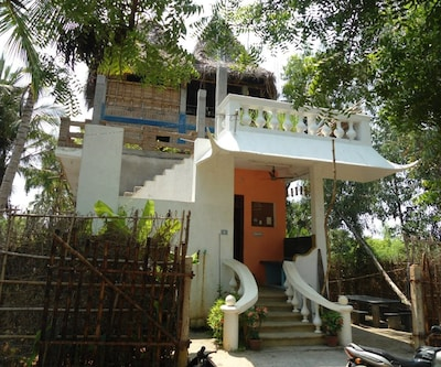 Villa Paradise,Pondicherry